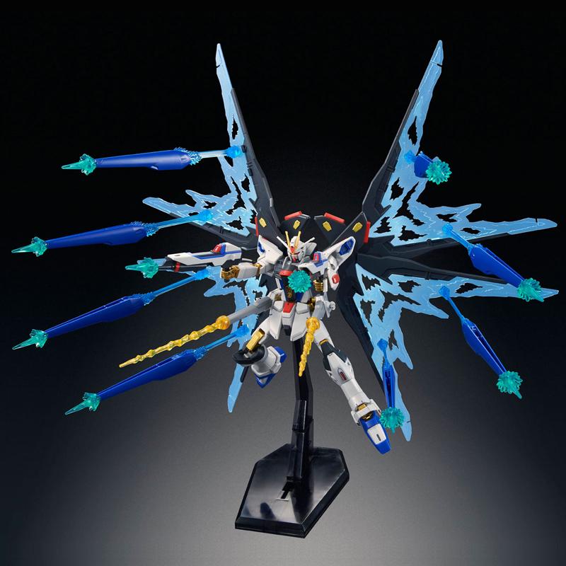 「HGCE 1/144 ストライクフリーダムガンダム 光の翼DXエディション」