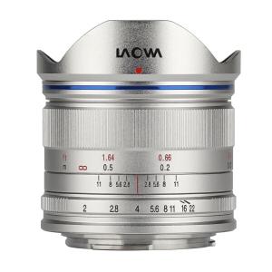 LAOWA 7.5mm F2 MFT(シルバー)