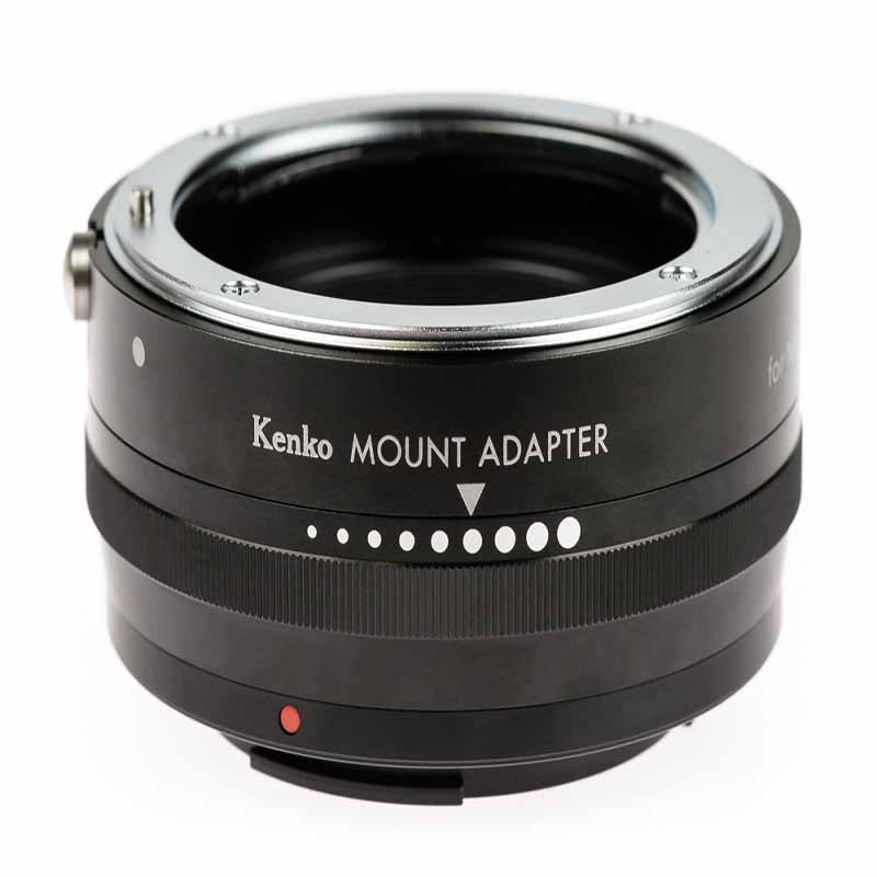 MOUNT ADAPTER NF-EOS M