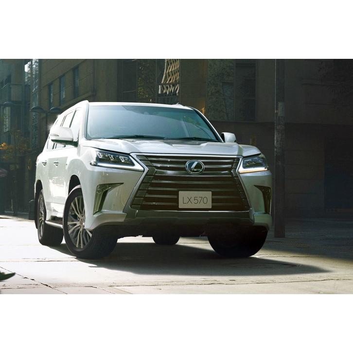 トヨタ自動車は2017年8月3日、レクサスの最上級SUV「LX」に一部改良を実施し、販売を開始した。   今回...
