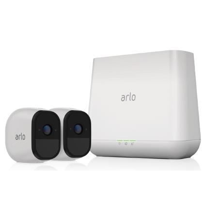 Arlo Pro+カメラ2台