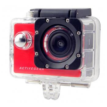 アクティブギア フルHDカメラ 防水ケース装着時