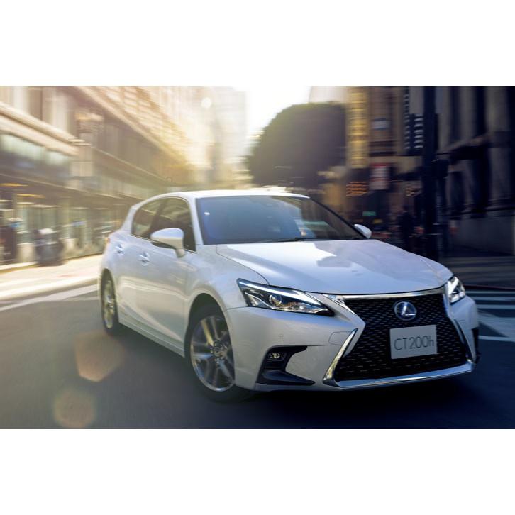 トヨタ自動車は2017年8月24日、マイナーチェンジを施した「レクサスCT」を発表。同日、販売を開始した。 ...