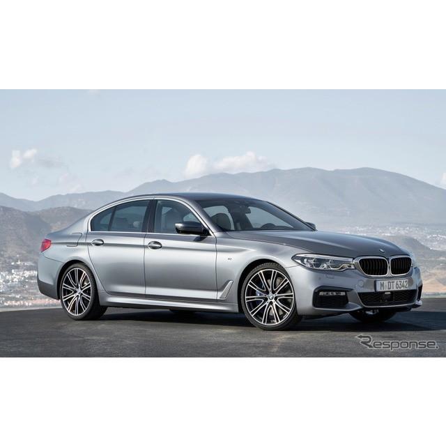 ビー・エム・ダブリュー(BMWジャパン)は8月25日、新型『5シリーズ』セダンおよびツーリング、『2シリーズ...
