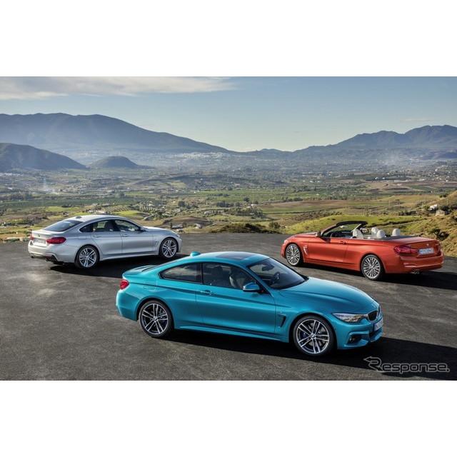 ビー・エム・ダブリュー(BMWジャパン)は8月28日、新型『4シリーズ』(クーペ、カブリオレ、グランクーペ...