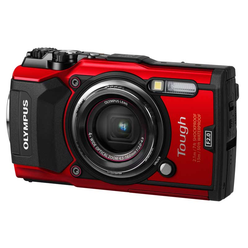 「OLYMPUS Tough TG-5」