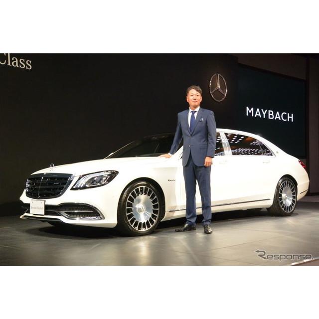 メルセデス・ベンツ日本は9月8日、新型メルセデスマイバッハ『Sクラス』の予約受付を開始したと発表した。...