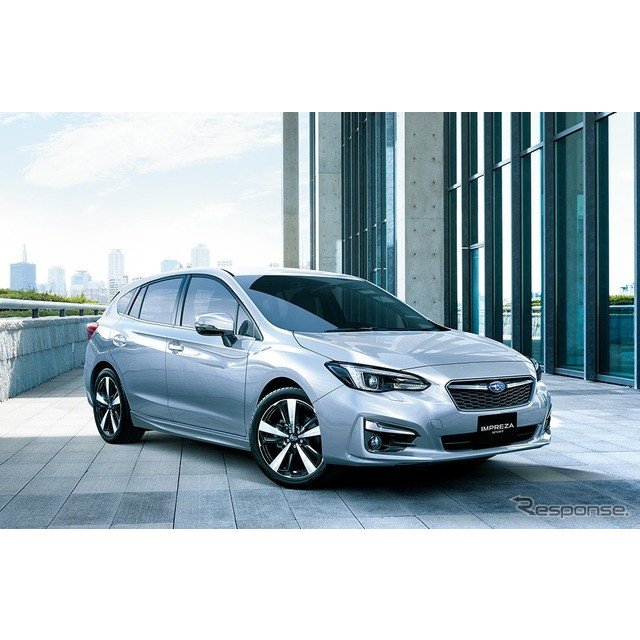 SUBARU(スバル)は、『インプレッサ』改良モデルを発表、10月5日より販売を開始する。  今回の改良では...