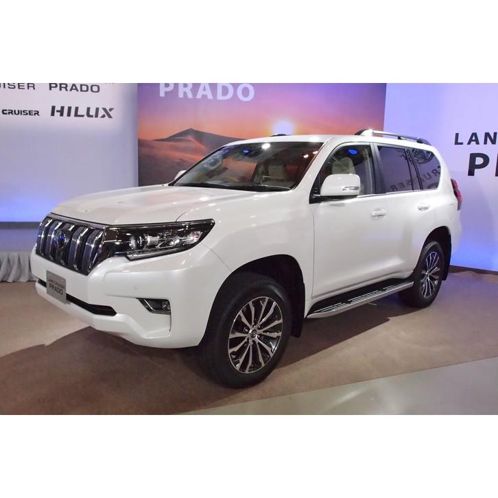 トヨタ自動車は2017年9月12日、マイナーチェンジしたSUV「ランドクルーザープラド」を発表。同日、販売を開...