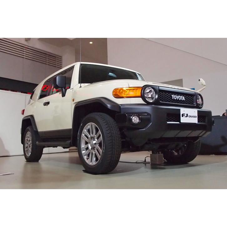 トヨタ自動車は2017年9月12日、SUV「FJクルーザー」の特別仕様車「Final Edition(ファイナルエディション...