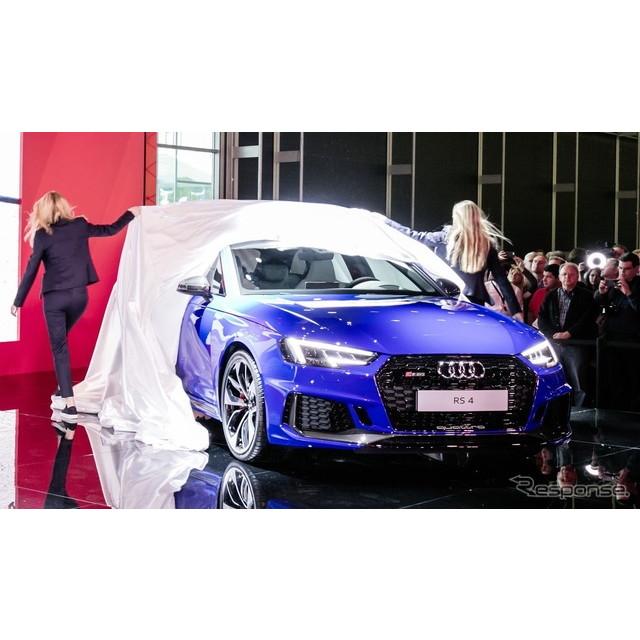 アウディの高性能車部門、アウディスポーツは9月12日、ドイツで開幕したフランクフルトモーターショー2017...