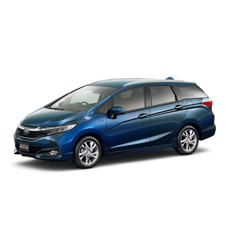 本田技研工業は2017年9月14日、コンパクトステーションワゴン「シャトル」に一部改良を実施したと発表、同...