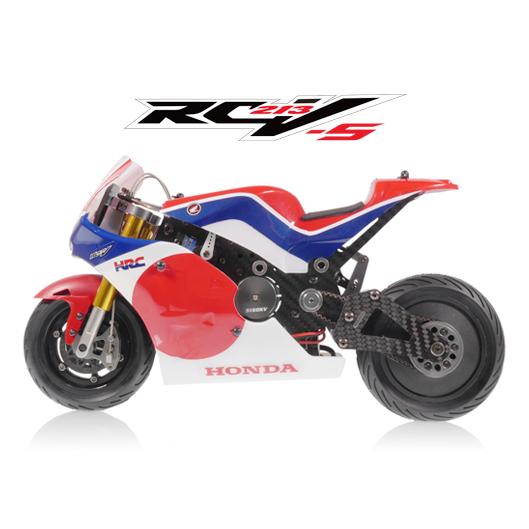 1/8 HONDA RC213V-S X-Rider RC Bike