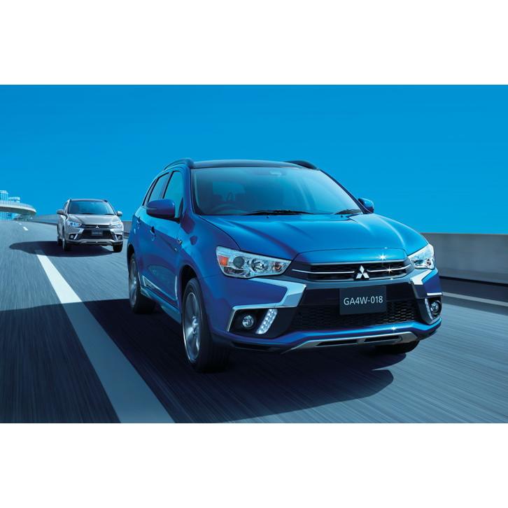 三菱自動車は2017年10月5日、仕様変更を施したコンパクトSUV「三菱RVR」を発表。同日、販売を開始した。 ...