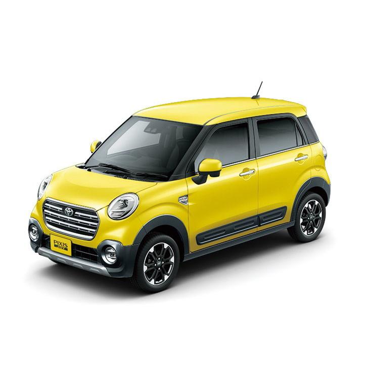 トヨタ自動車は2017年10月5日、軽乗用車「ピクシス ジョイ」を一部改良し、販売を開始した。  今回の一部...