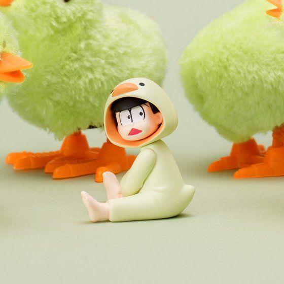 「パルメイトぷち おそ松さん ごろごろ☆ぱじゃまセット