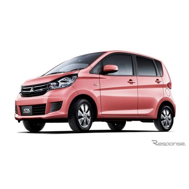 三菱自動車は、軽自動車eKシリーズに安全装備の採用グレードを拡大するなど一部改良を施し、10月6日より販...