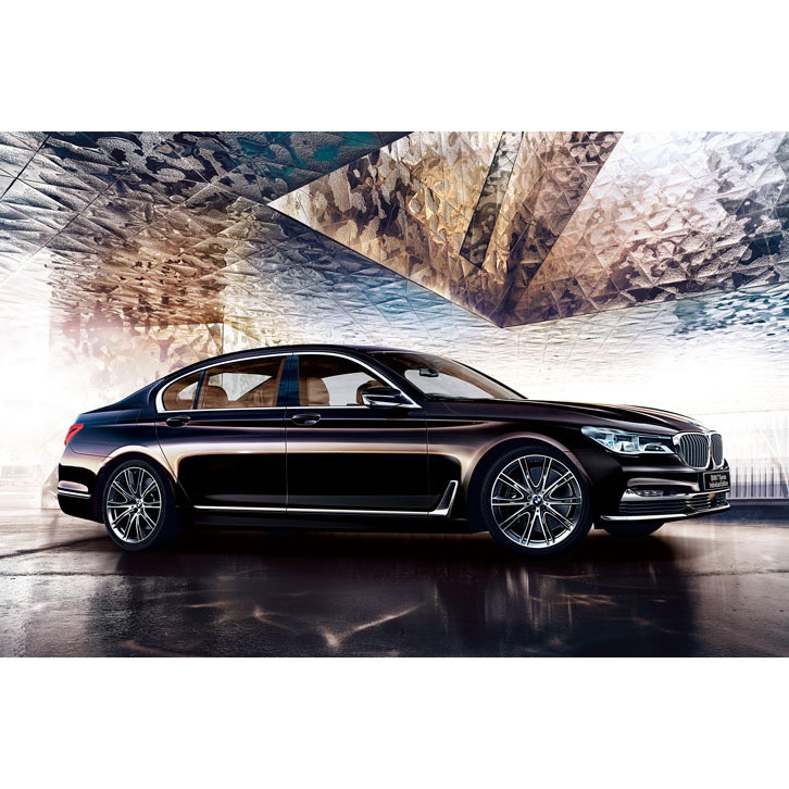 BMWジャパンは2017年10月10日、「BMW 7シリーズ」に特別仕様車「750Li Individual Edition(インディビジュ...