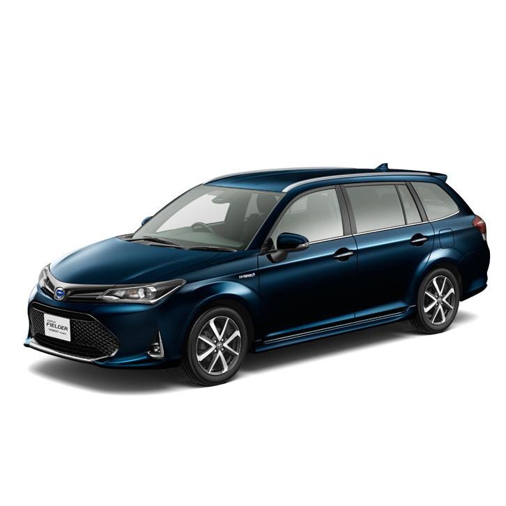 トヨタ自動車は2017年10月11日、「カローラフィールダー」と「カローラアクシオ」をマイナーチェンジし、販...