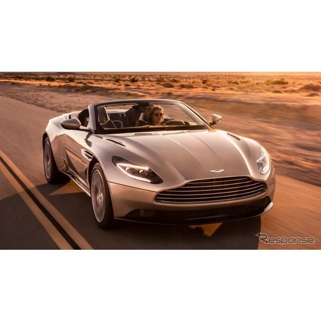 アストンマーティンは10月13日、『DB11ヴォランテ』を発表した。  「ヴォランテ」とは、アストンマーティ...