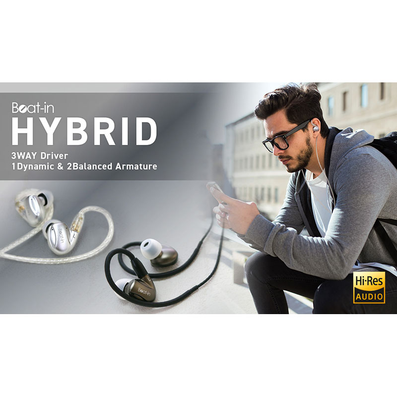 Beat-in HYBRID