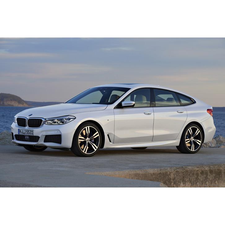 BMWジャパンは2017年10月23日、4ドアファストバッククーペの「6シリーズ グランツーリスモ」を発表し、同日...
