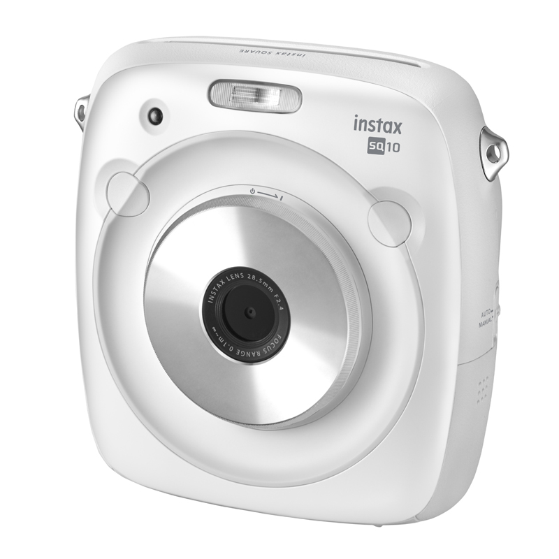 「instax SQUARE SQ10 WHITE」