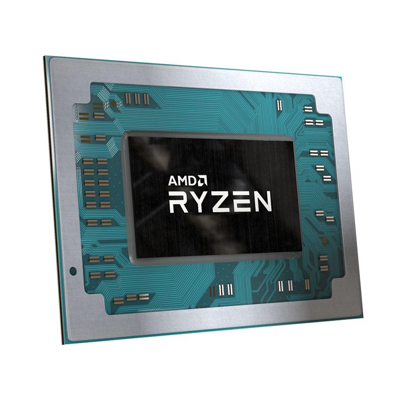 Ryzenモバイル・プロセッサー
