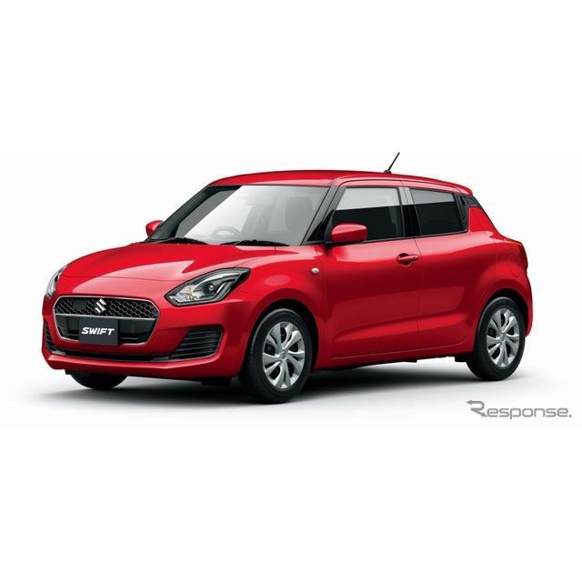 スズキは、コンパクトハッチバック『スイフト』の特別仕様車「XGリミテッド」を設定し、11月13日より販売を...