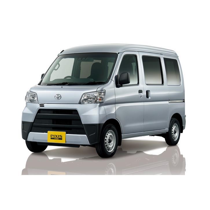 トヨタ自動車は2017年11月14日、軽商用車「ピクシス バン」にマイナーチェンジを施すとともに、軽トラック...