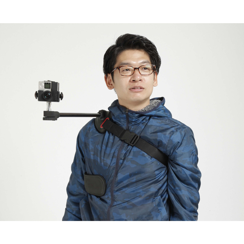 「Wearable Mount 360」