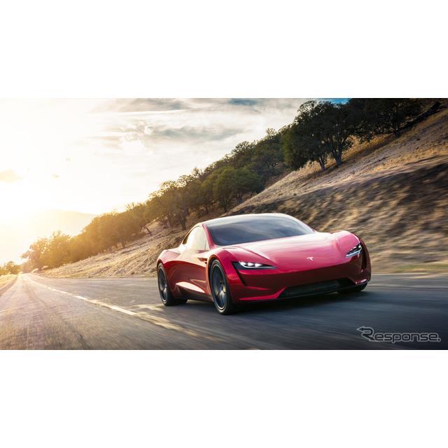 米国のEVメーカー、テスラは11月16日、新型テスラ『ロードスター』の予約受注を開始すると発表した。  新...