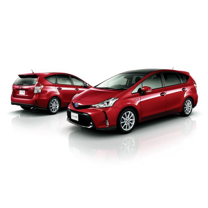 トヨタ自動車は2017年11月21日、「プリウスα」に一部改良を実施し、同年12月1日に発売すると発表した。 ...