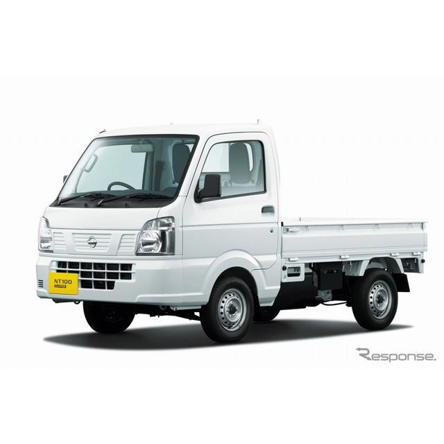 日産自動車は、軽商用車『NT100 クリッパー』の仕様を向上し、11月24日より販売を開始した。  今回の仕様...