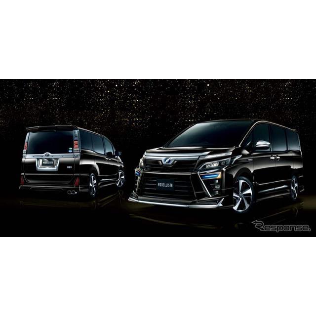 トヨタモデリスタインターナショナルは、特別仕様車「ヴォクシー 煌(きらめき)」および「ノア W×B(ダブ...