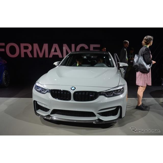 BMW M3 セダン|価格・新型情報・グレード諸元
