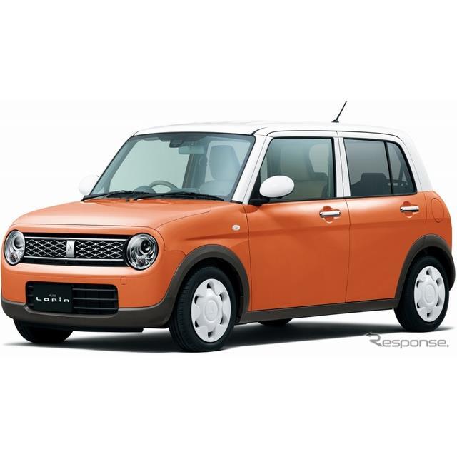 スズキは、軽乗用車『アルト ラパン』および小型乗用車『ソリオ』『イグニス』に特別仕様車「Sセレクション...