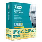 ESET ファミリー セキュリティ まるごと安心パック