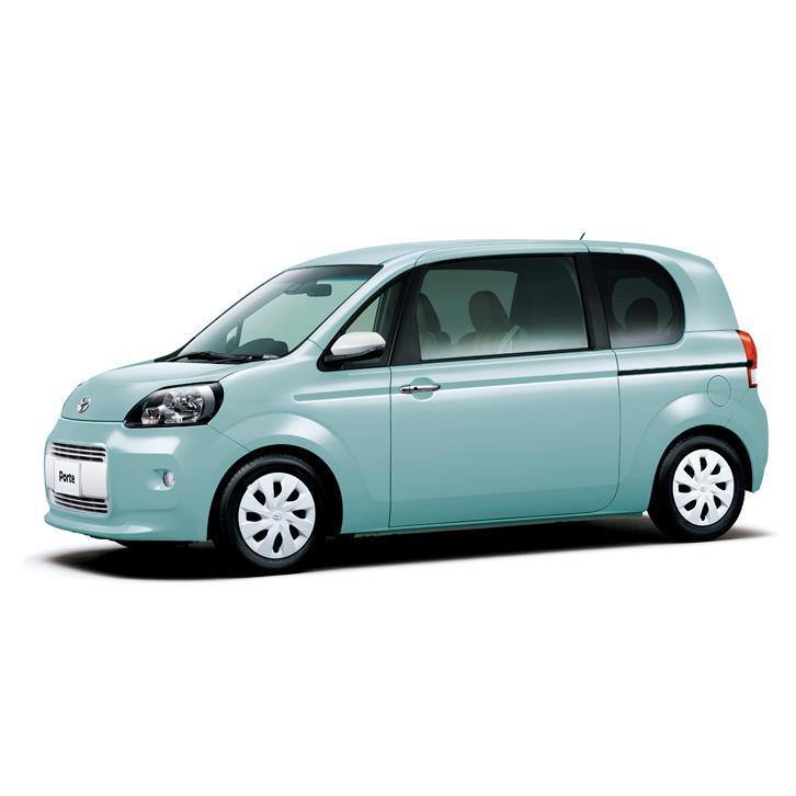 トヨタ自動車は2017年12月11日、コンパクトカー「ポルテ」「スペイド」に一部改良を実施するとともに、特別...