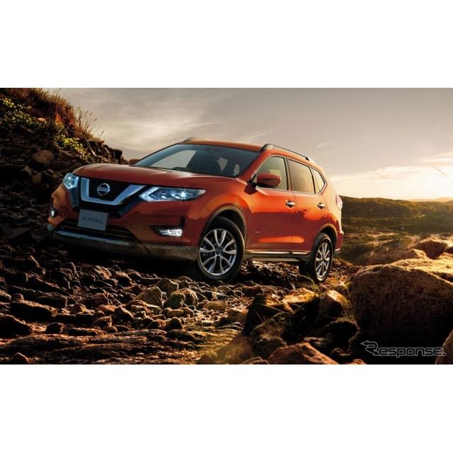 日産自動車は、ミドルサイズSUV『エクストレイル』に特別仕様車「20Xi」および「20Xiハイブリッド」を設定...
