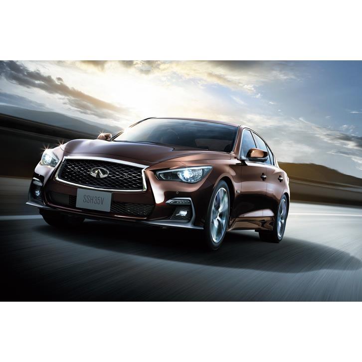 日産自動車は2017年12月20日、「スカイライン」をマイナーチェンジし、同日販売を開始した。  今回のマイ...