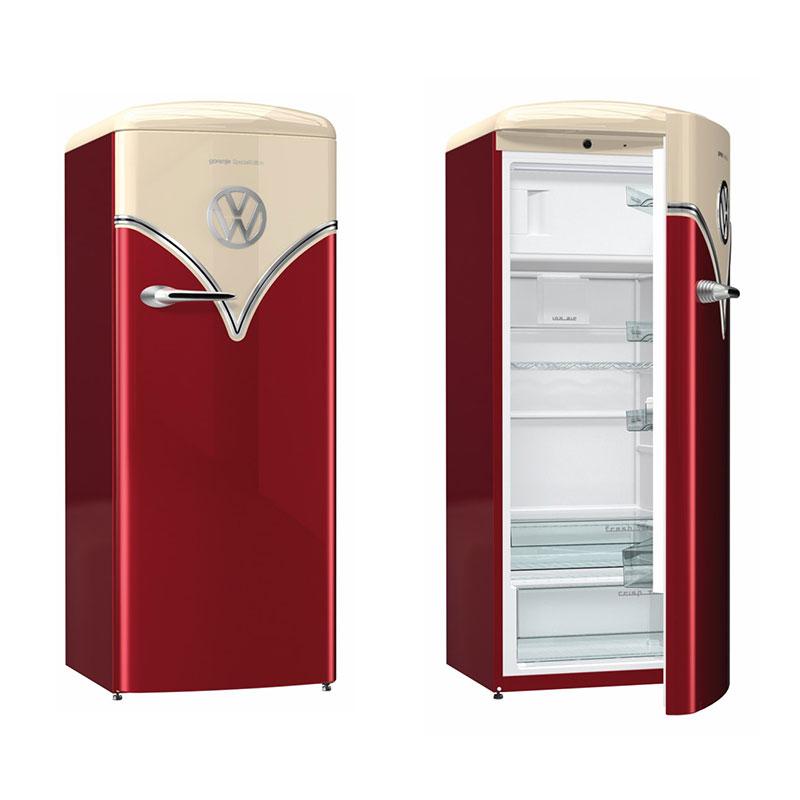 価格.com - 蔦屋家電、VWデザインのレトロモダンな冷蔵庫を台数 ...