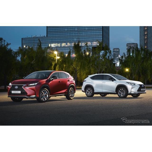 レクサスは1月10日、2017年の欧州市場におけるハイブリッド車の販売結果を公表した。総販売台数は、過去最...