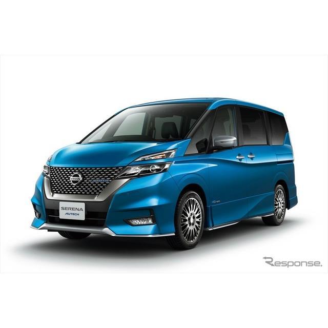 日産自動車の関連会社であるオーテックジャパンは、『セレナ』をベースとした新たなカスタムカー「オーテッ...