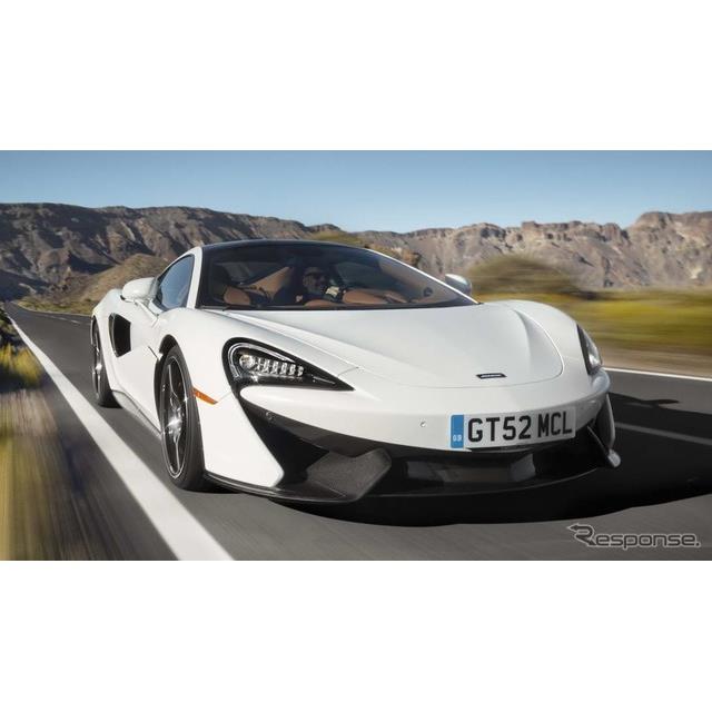 マクラーレンオートモーティブは、「スポーツシリーズ」のマクラーレン『570GT』に、2018年モデルを設定す...