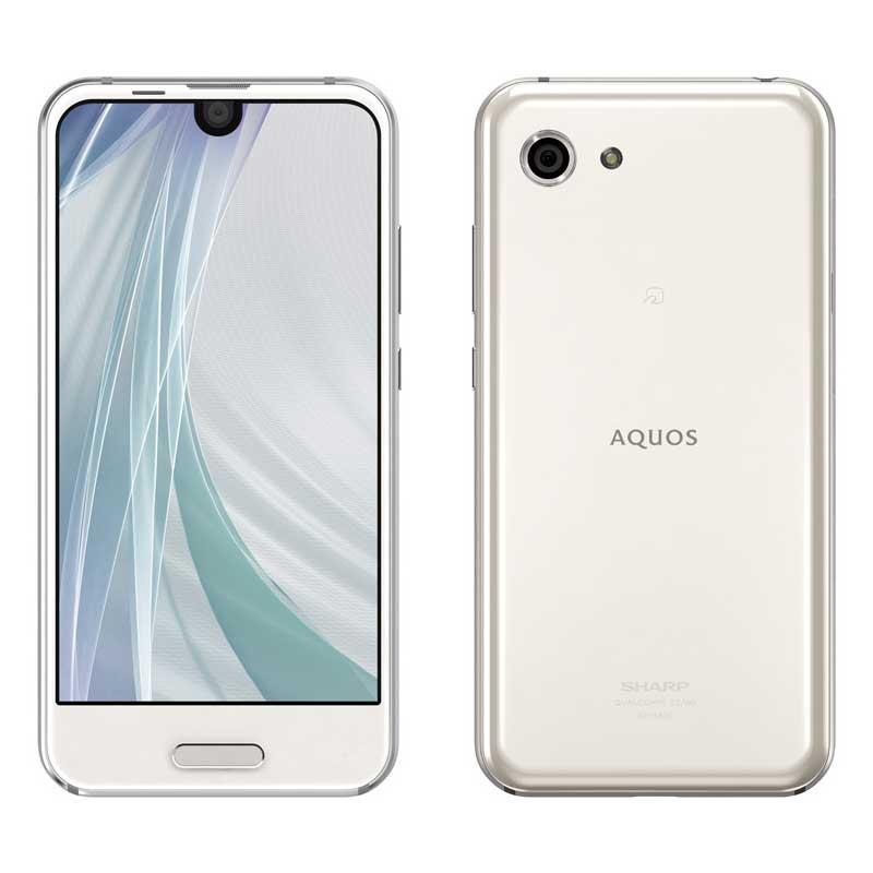 「AQUOS R compact SH-M06」
