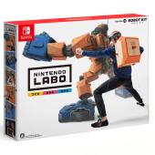 「Nintendo Labo Toy-Con 02: Robot Kit」