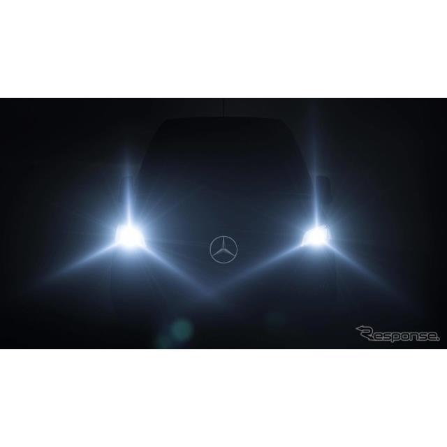 メルセデスベンツ スプリンター 新型