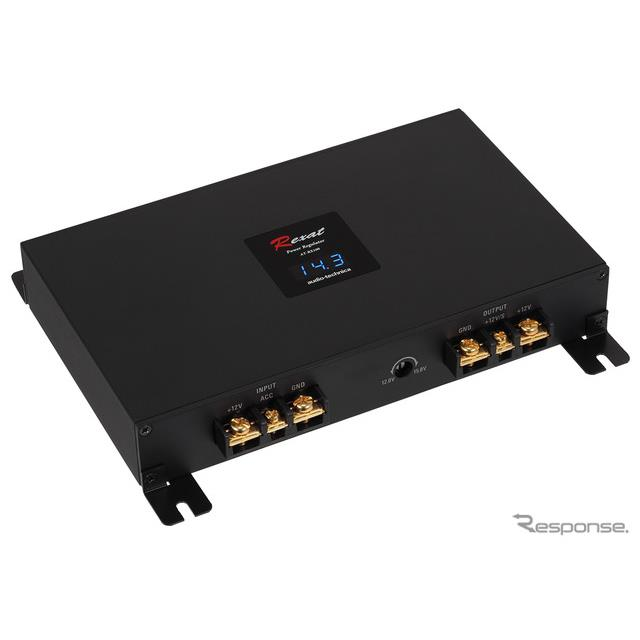 パワーレギュレーター AT-RX100