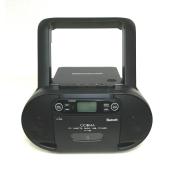 「TY-1709 CD/ラジオ/カセットプレーヤー with Bluetooth」